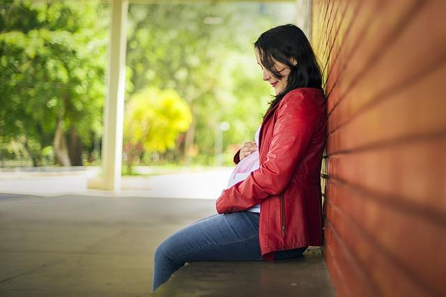 סטודנטיות בהריון